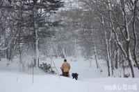 明日のために除雪