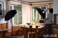 撮影の準備