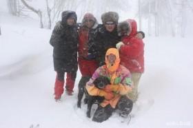 猛吹雪ツアー
