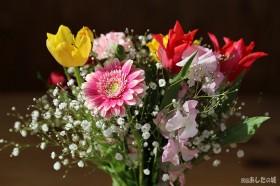 門出の花束