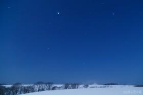 小望月の夜