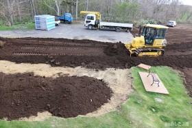 黒々した良い土