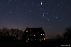 オリオン座流星群その1