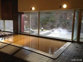 旭温泉の内湯