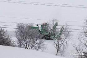 道道444号線の除雪