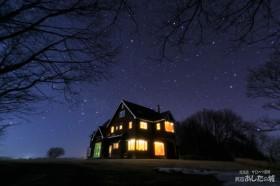 10日夜の星空
